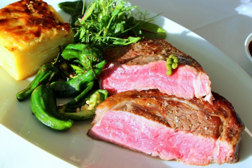 Steaky AUREOLE