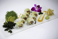 Sake Mango Roll | AUREOLE