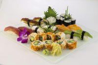 Special Ureshii Sushi Set | AUREOLE