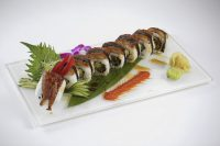 Unagi Dragon Roll | AUREOLE