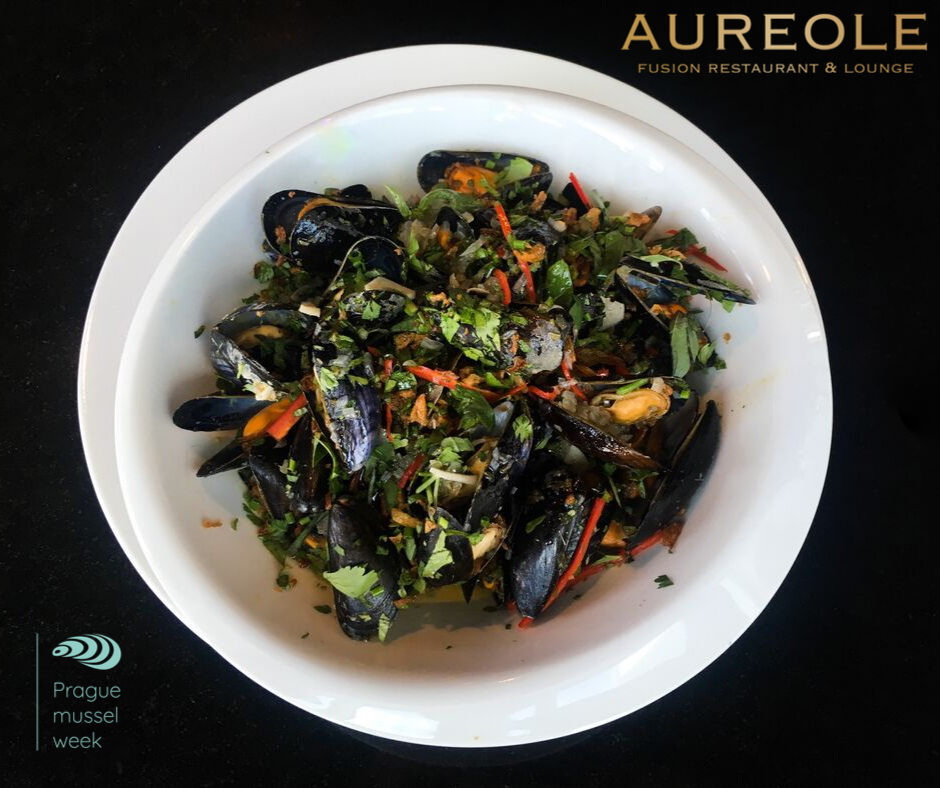 AUREOLE | Prague mussel week